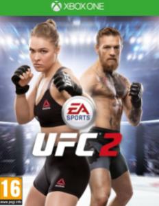 UFC xbox játék