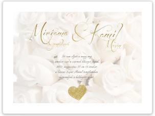 esküvői meghívóink