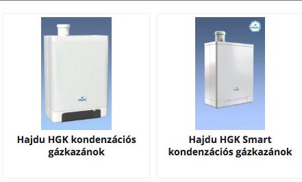 kondenzációs gázkazánok